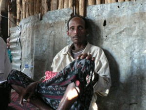 Mohammed, Chief of Teru district